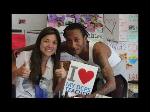Ballou STAY Teachers Appreciation Video
