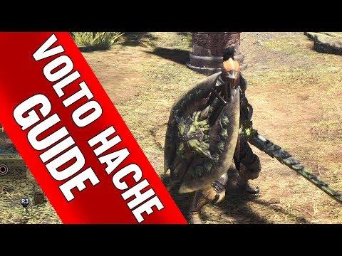 GUIDE VOLTO HACHE - Monster Hunter World FR