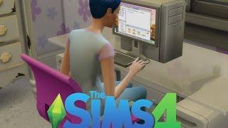 O QUE FAZER NO DIA DE FOLGA? HAKEAR!! The Sims 4 - Vida na Cidade