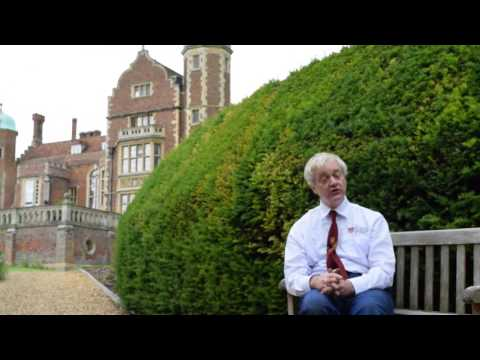 Richard Gant - Madingley Hall