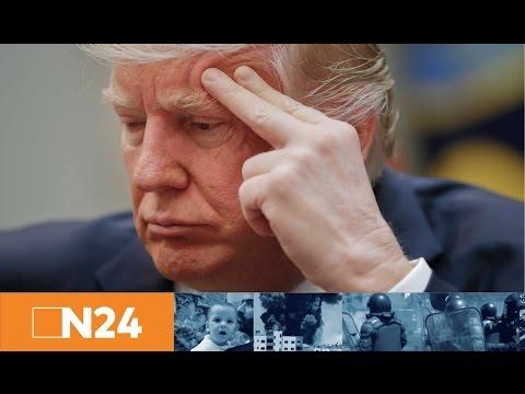 N24 Nachrichten - Brutaler Druck auf Trump - FBI-Memo bedroht Präsidentschaft