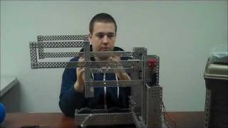 Vex Robotics Instructional Video (six Bar Design)