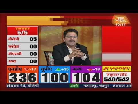 Election Results 2019 LIVE | Patliputra, से Misa Bhatri 12000 वोट से आगे !