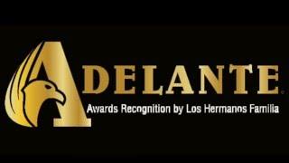 2016 Adelante Awards