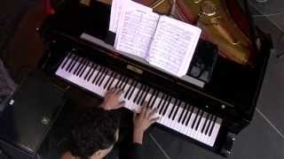 Sophisticated Lady - D. Ellington, arr. Plamen Karadonev ( pn solo cut)