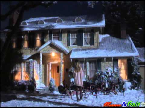 National Lampoon's Christmas Vacation - FULL HD LIGHT SCENE!