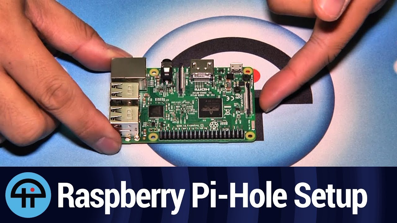 Setting Up a Raspberry Pi-Hole