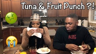 WEIRD FOOD COMBINATIONS PEOPLE LOVE?! + TRYING ALL THINGS ADRIENNE (Adrienne Bailon)