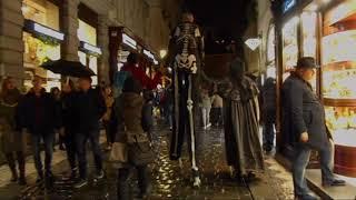 Halloween in Prague! 1.11.19    Хэллоуин в Праге!