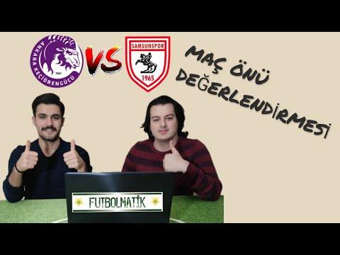 Keçiörengücü-Yılport Samsunspor 24. Hafta Maç Önü Değerlendirmesi! Samsunspor'da Hedef Galibiyet!