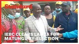 IEBC clears Alex Lanya as UDA party aspirant for Matungu by-election slated for March 04th