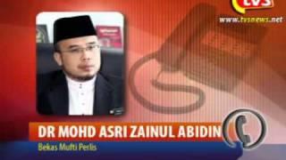 TVSelangor09 07062011 ASRI Pilihan Raya Masjid Mampu Atasi Politik Kepartian