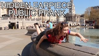 I Went Swimming In Trafalgar Square?!? 😅| Public Prank