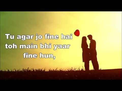 Tu online hai, main bhi online Hun... lyrics