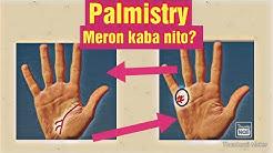 5 Senyales Ng Mga Taong May Mahirap Na Palad l Palmistry