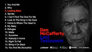 "Dan McCafferty ""Last Testament"" Official Pre-Listening - Album out October 18th, 2019"