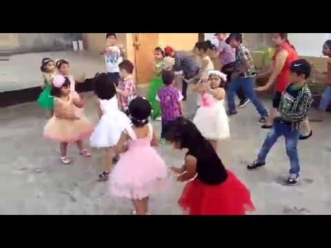 Kids Kingdom Practice Video #1