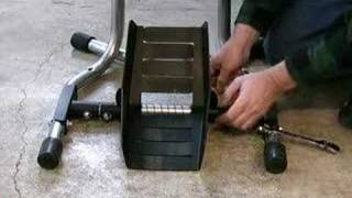 Smart Chock Motorcycle Wheel Chock