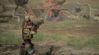 Toukiden Kiwami Rifle Weapon Trailer