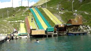 Water jump Tignes y Ski Powder Thumbnail