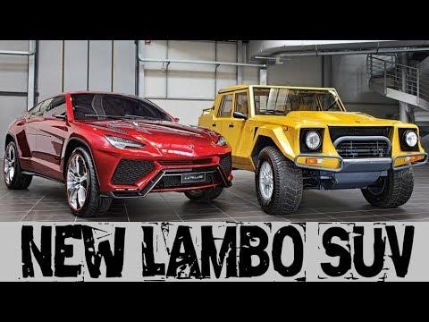 Lamborghini  Urus  ( 2018) The World's Best SUV