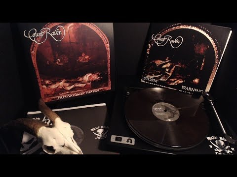 "Count Raven ""Destruction Of The Void"" LP Stream"