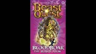 Beast Quest Reviews Series 8 - Bloodboar The Buried Doom