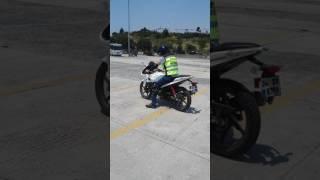 Motosiklet Eğitimi 1. Ders