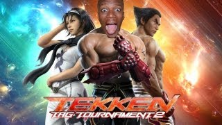 KSIOlajidebt Plays | Tekken Tag Tournament 2