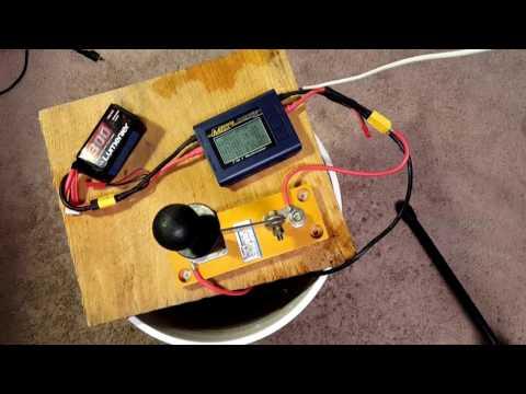 60 Amp Battery Testing Livestream