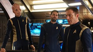 Star Trek: Discovery - The Key To Decloaking