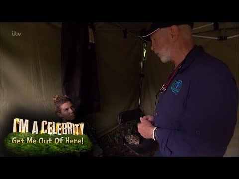 Medic Bob Rules Becky Out of the Bushtucker Trial | I'm A Celebrity... Get Me Out Of Here!