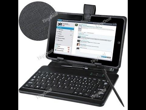 Китайский Беларус - Универсальная клавиатура для 7 планшетов с TD