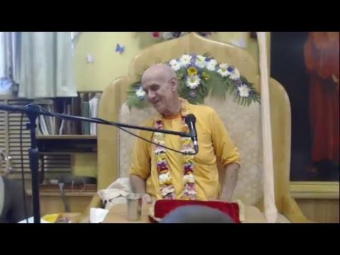 Бхагавад Гита 20.6.18 - Тривикрама Свами