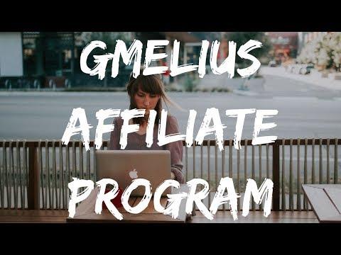 GMELIUS AFFILIATE PROGRAM 💰 #1 GMAIL APP 📧