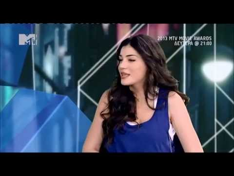 Ivi Adamou @ Movies & Stars ( MTV)