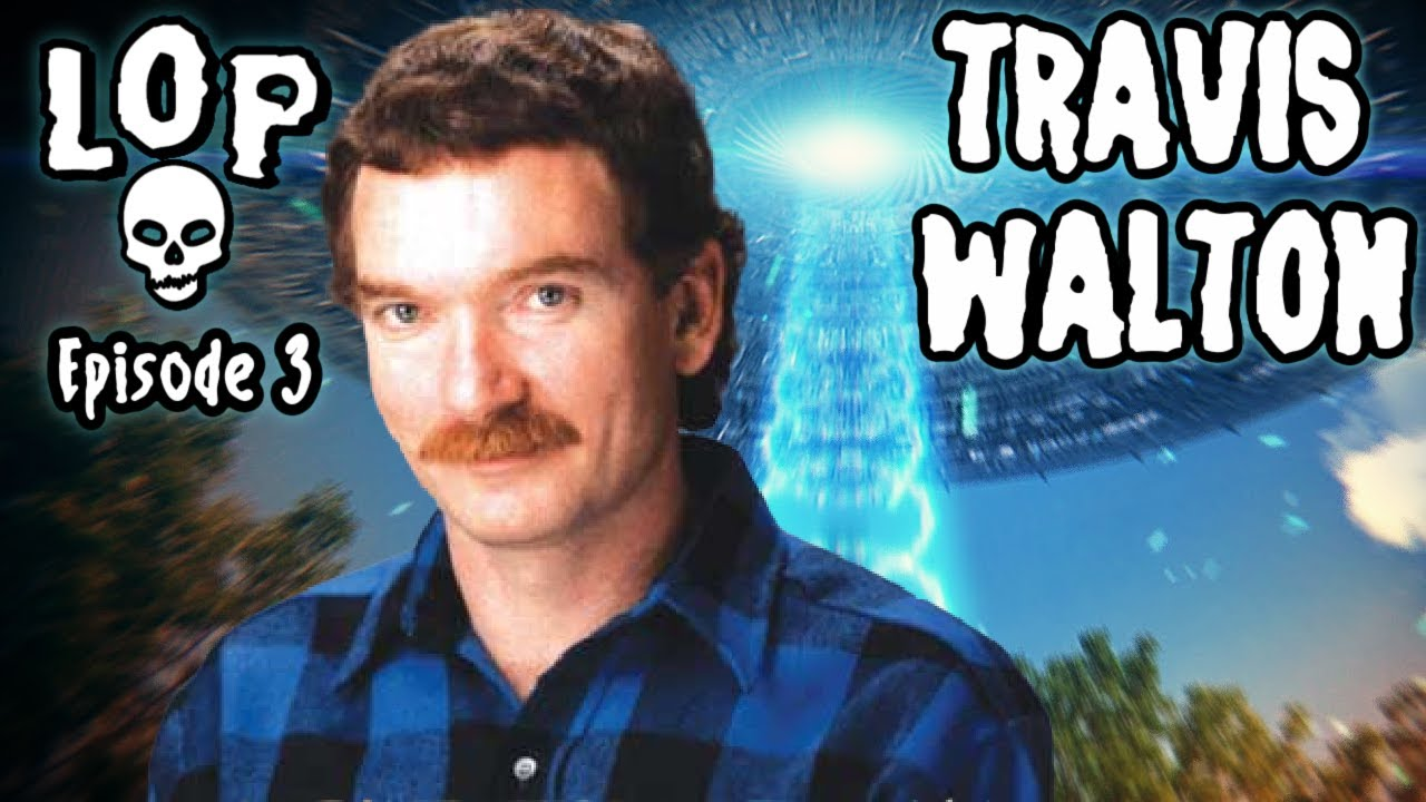 Download Travis Walton: An Alien Abduction Story - Lights Out Podcast #3