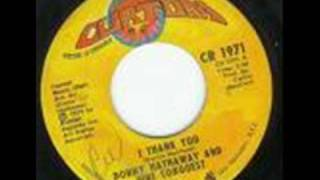 I Thank You-Donny Hathaway & June Conquest