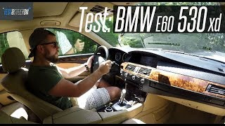 TEST VOŽNJA///BMW 530xd E60/// 235KS Xdrive FACELIFT//