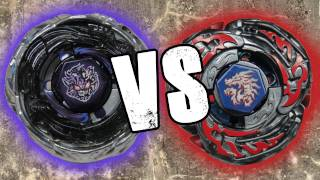 Diablo Nemesis X:D VS L-Drago Destroy F:S - DrigerGT Friday Beyblade Battle Show