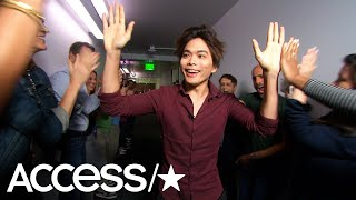 """America's Got Talent"" champion Shin Lim visits Access Live's Natal..."