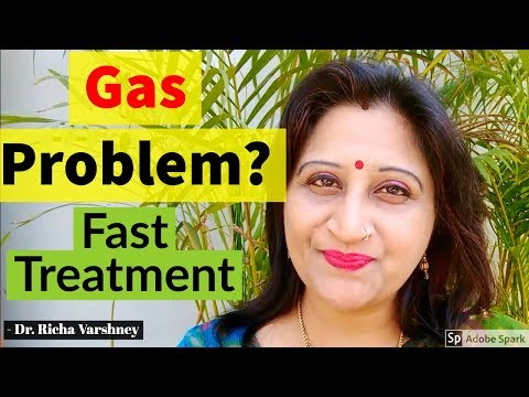 Home Remedies for GAS Problem in Hindi   Stomach Gastric Treatment (Acupressure)