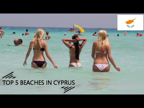 Top 5 Best Beaches in Cyprus