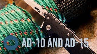 The AD-10 and AD-15 with Andrew Demko