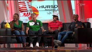 Thursday Night Live - Caster Semenya,  Michael Morton & Joseph Molangoane
