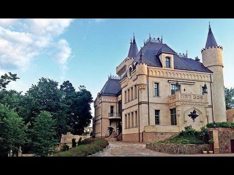 Замок Аллы Пугачёвой.