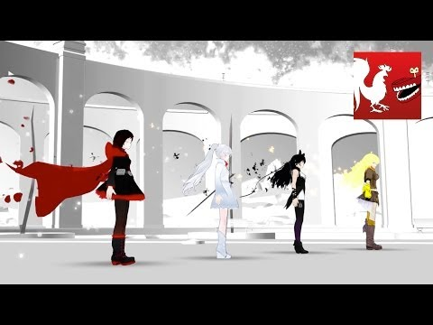 RWBY Volume 2: Opening Titles Animation | Rooster Teeth