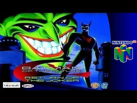Nintendo 64 Longplay: Batman of the Future: Return of the Joker