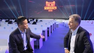 Jack Ma: President Trump must work with China