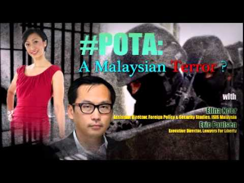 20150416 The Durian Heat : #POTA - A Malaysian Terror?